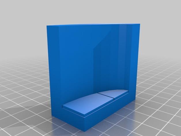 OpenForge椭圆形墙壁 3D模型  图27
