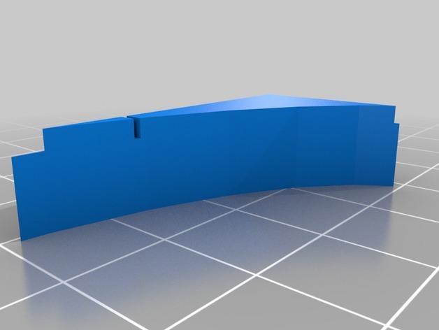 OpenForge椭圆形墙壁 3D模型  图28