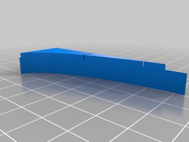 OpenForge椭圆形墙壁 3D模型  图32