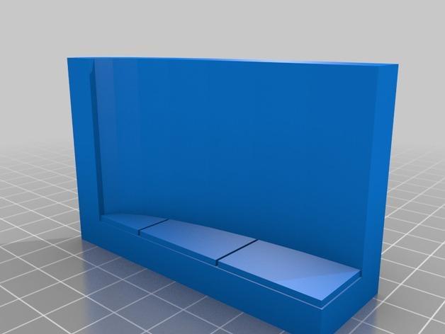 OpenForge椭圆形墙壁 3D模型  图31