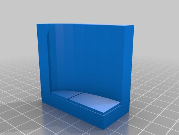 OpenForge椭圆形墙壁 3D模型  图33