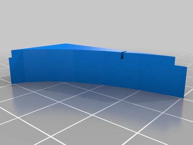 OpenForge椭圆形墙壁 3D模型  图34