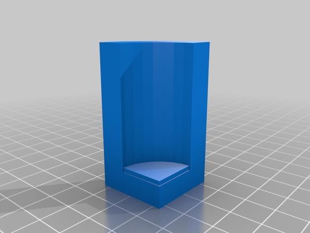 OpenForge椭圆形墙壁 3D模型  图35