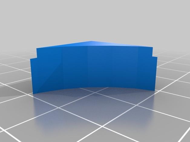 OpenForge椭圆形墙壁 3D模型  图36