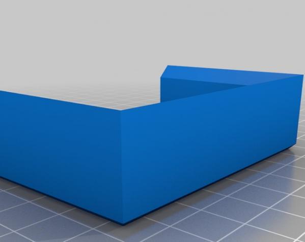 僵尸围城游戏卡盒 3D模型  图2