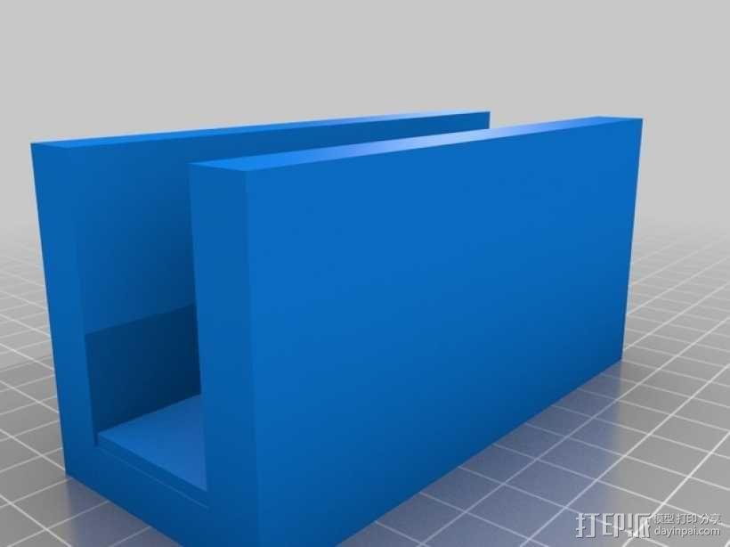 OpenForge边缘平滑的走廊模型 3D模型  图5