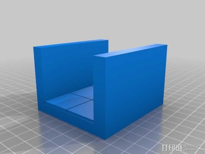 OpenForge边缘平滑的走廊模型 3D模型  图8