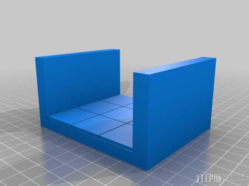 OpenForge边缘平滑的走廊模型 3D模型  图7