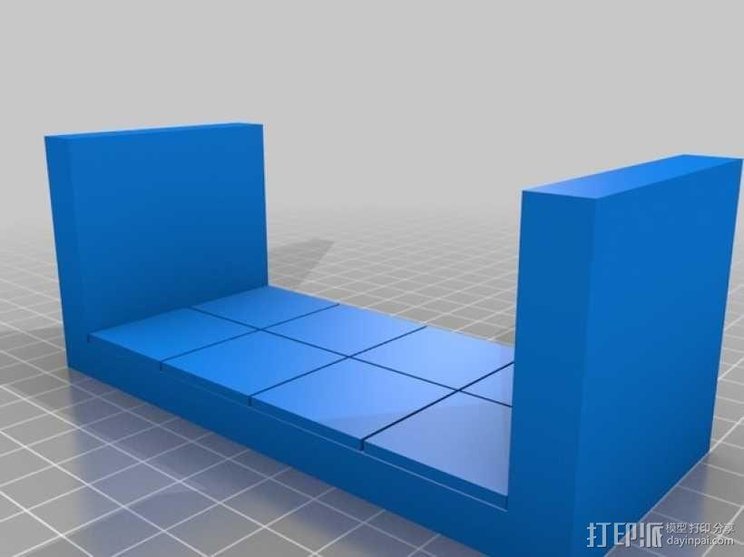 OpenForge边缘平滑的走廊模型 3D模型  图10