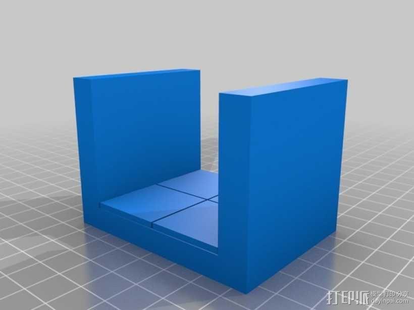 OpenForge边缘平滑的走廊模型 3D模型  图12