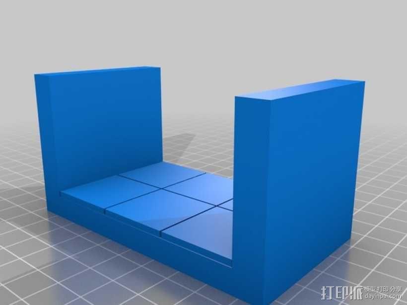 OpenForge边缘平滑的走廊模型 3D模型  图11