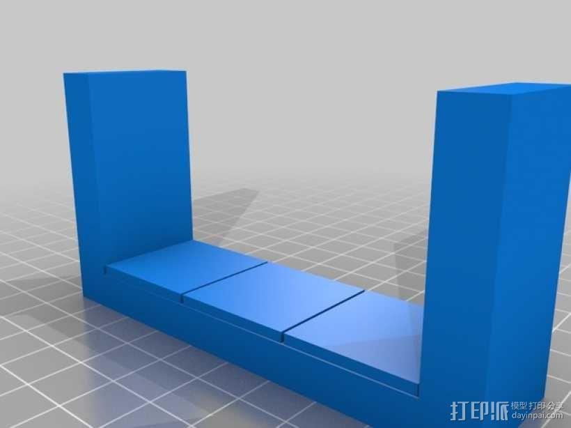OpenForge边缘平滑的走廊模型 3D模型  图15
