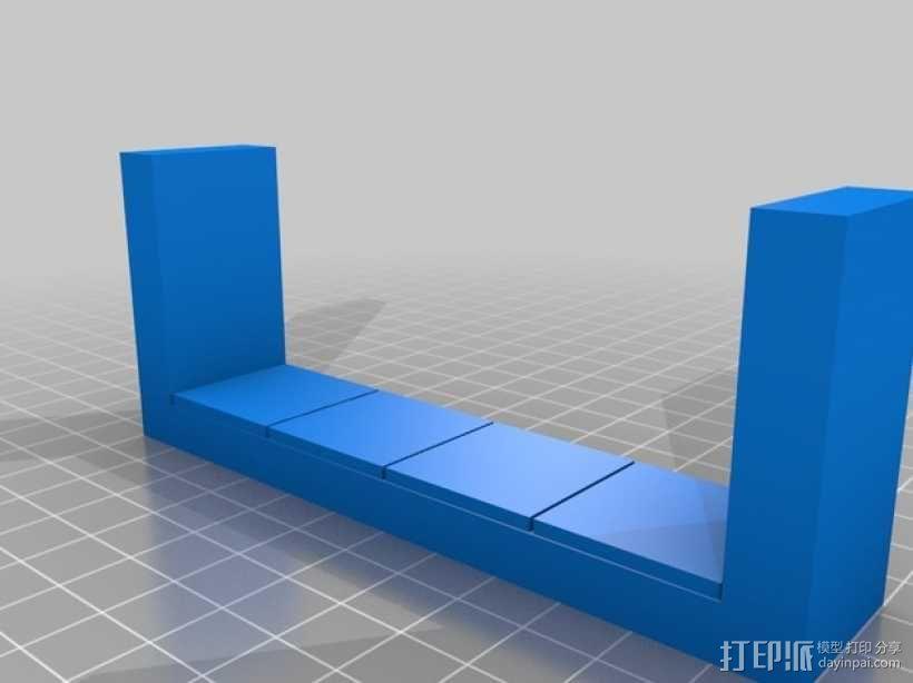 OpenForge边缘平滑的走廊模型 3D模型  图14