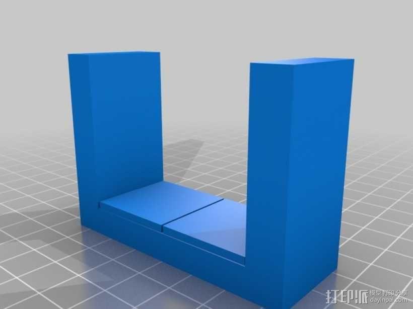 OpenForge边缘平滑的走廊模型 3D模型  图16