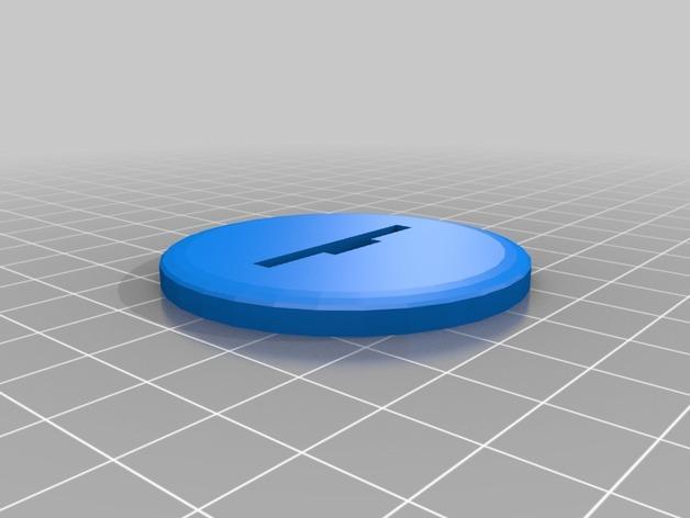 FlatMinis:巨眼怪 3D模型  图3