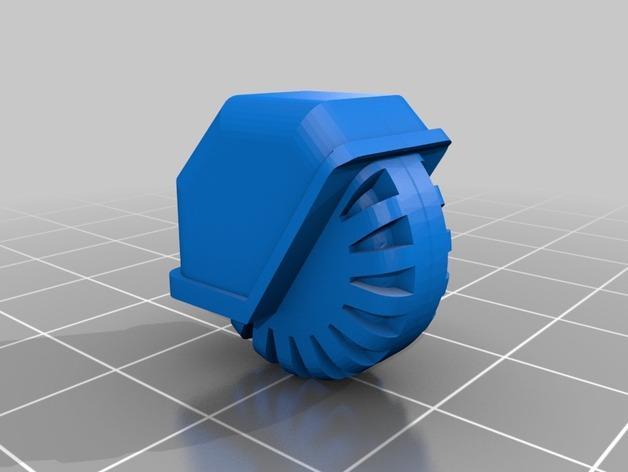 星际空间:Jarhead摩托车 3D模型  图3