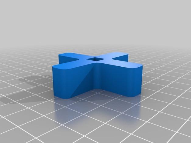 玩具马障碍物 3D模型  图4