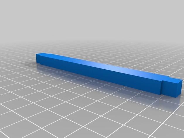 玩具马障碍物 3D模型  图8