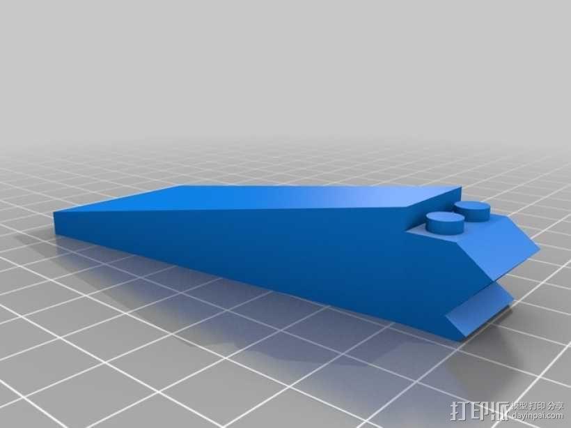 乐高方块分离器 3D模型  图3