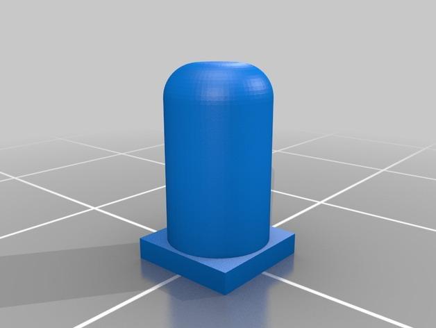 可移动的迷你玩偶 3D模型  图2