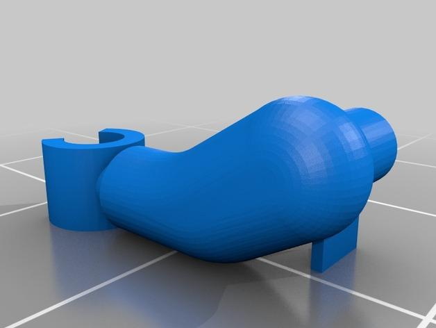 可移动的迷你玩偶 3D模型  图5