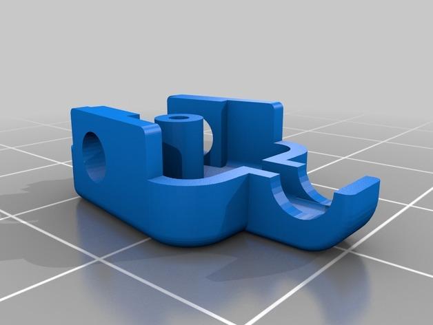 可移动的迷你玩偶 3D模型  图6