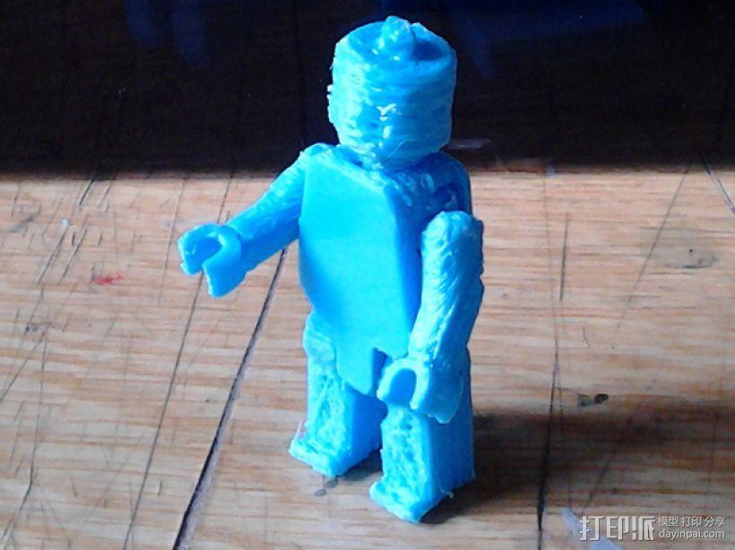 可移动的迷你玩偶 3D模型  图12