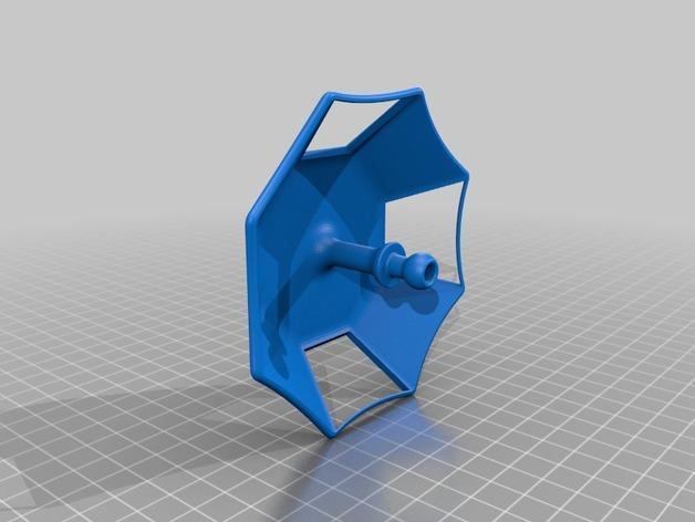 迷你小伞 3D模型  图3