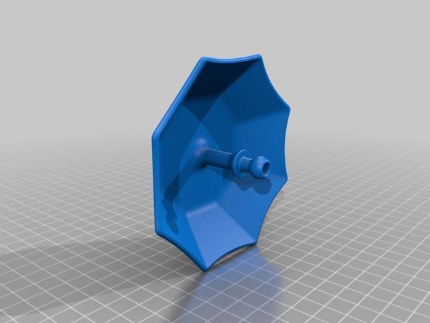 迷你小伞 3D模型  图4