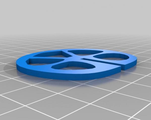东宝:摩斯拉飞蛾 3D模型  图3