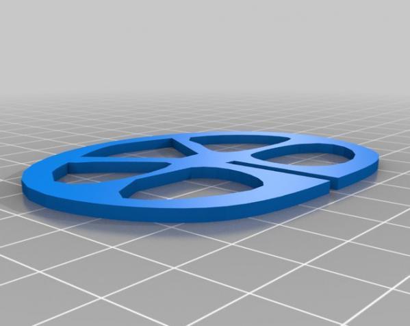 东宝:摩斯拉飞蛾 3D模型  图5
