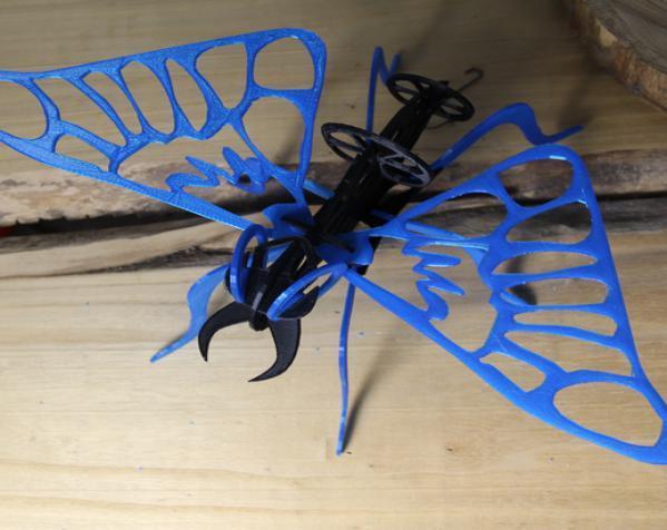 东宝:摩斯拉飞蛾 3D模型  图14