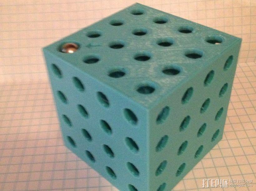 3D重力球迷宫 3D模型  图1