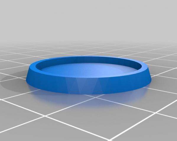 迷你水坑模型 3D模型  图1