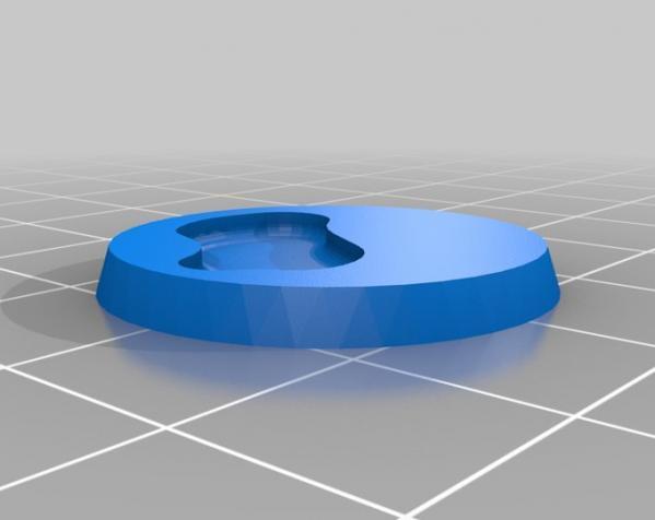 迷你水坑模型 3D模型  图2