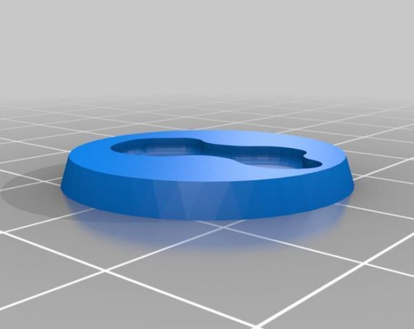 迷你水坑模型 3D模型  图3