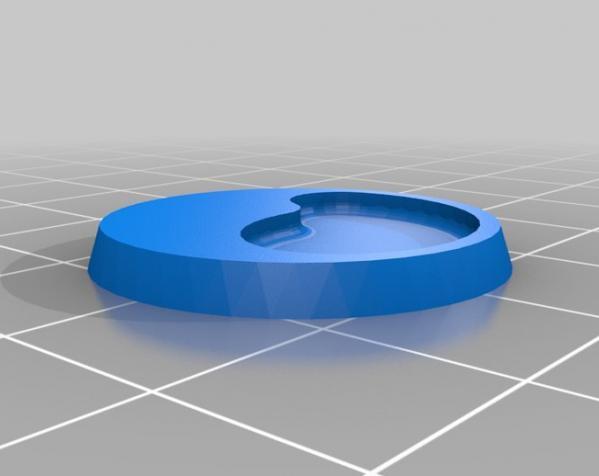 迷你水坑模型 3D模型  图4