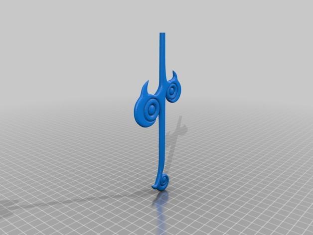 塞尔达传说:风之杖 3D模型  图2