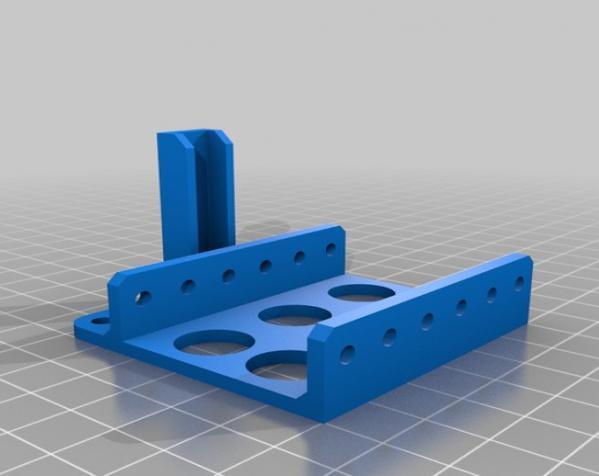 磁悬浮装置 3D模型  图1