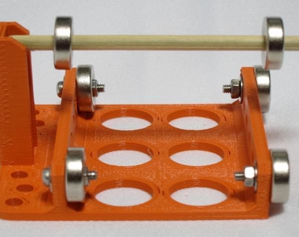 磁悬浮装置 3D模型  图4