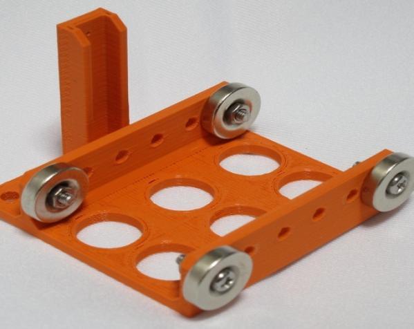 磁悬浮装置 3D模型  图2