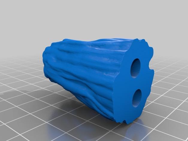 荡秋千的小矮人 3D模型  图8