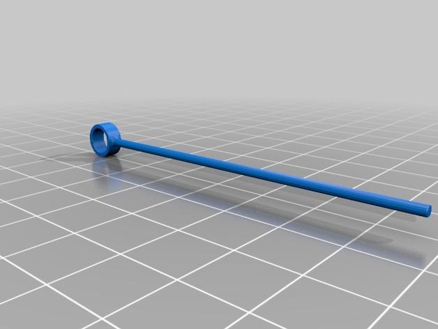 荡秋千的小矮人 3D模型  图7