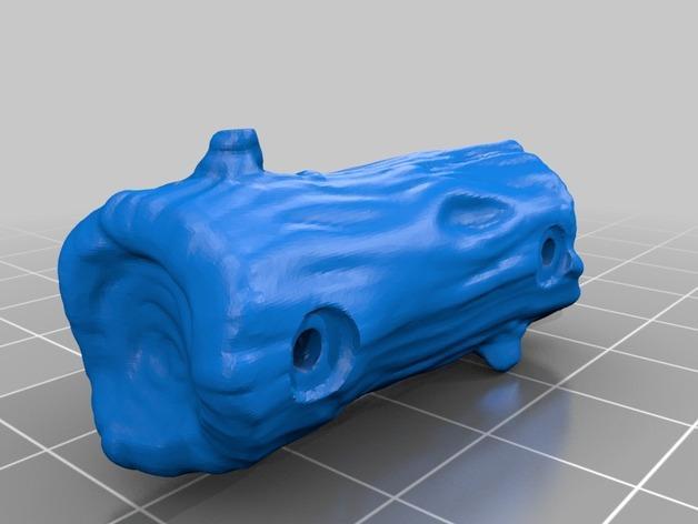 荡秋千的小矮人 3D模型  图11