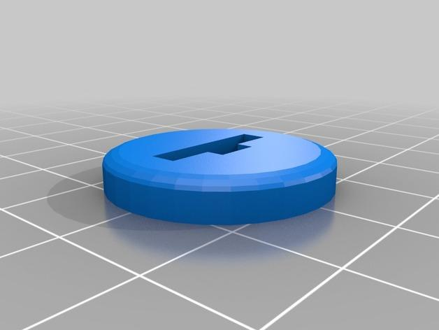 FlatMinis:城门守卫 3D模型  图4