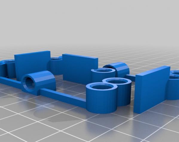 玩具船模型 3D模型  图5