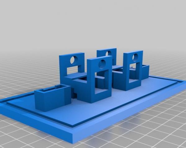 终极版无用箱 3D模型  图2
