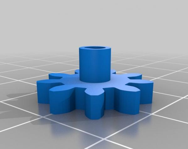 终极版无用箱 3D模型  图3