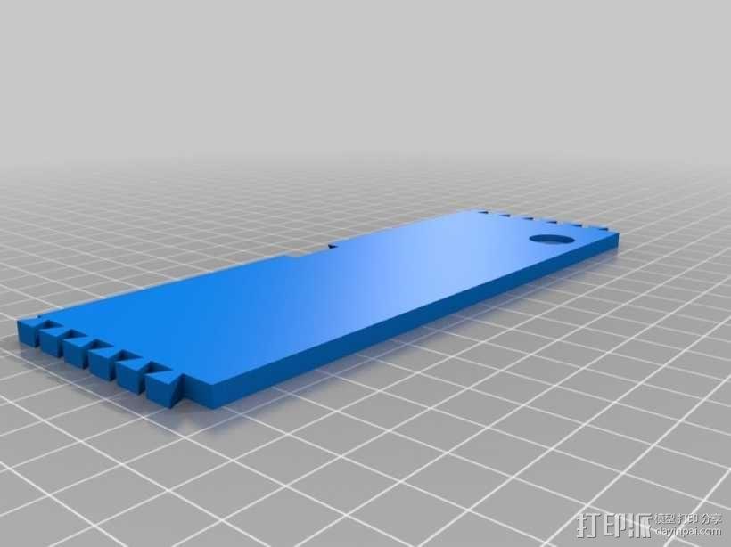 终极版无用箱 3D模型  图9
