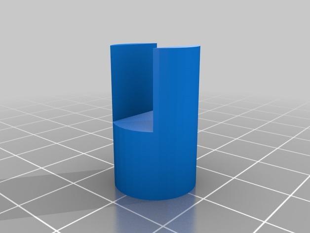 弹珠抽运装置 3D模型  图3